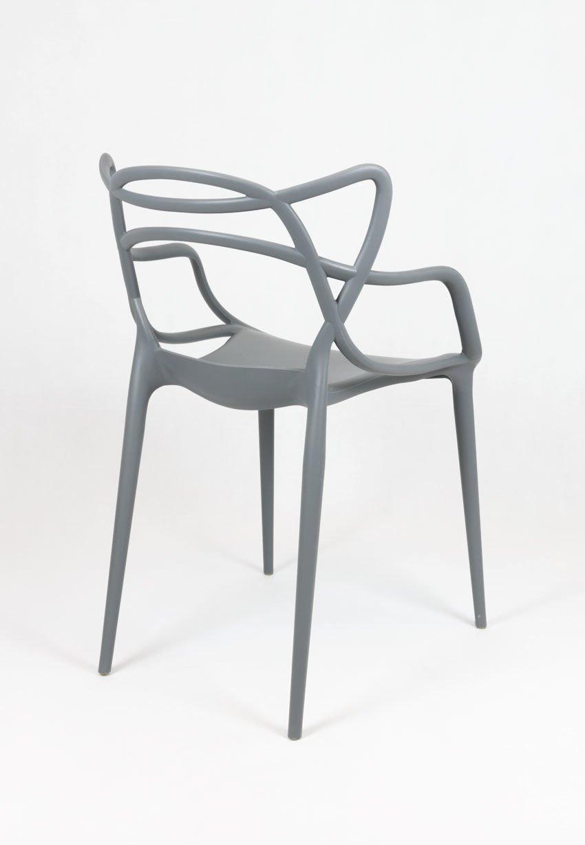 Sk design kr013 grau stuhl grau sonderangebote angebot for Designer stuhl grau
