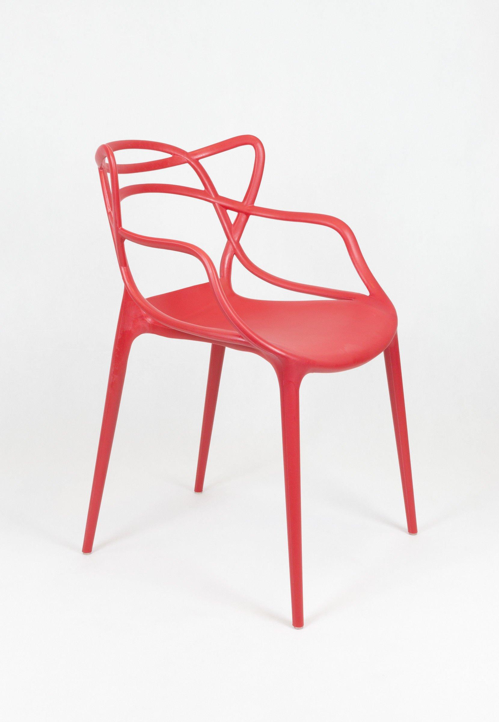 Sk design kr013 rot stuhl rot sonderangebote angebot for Design stuhl rot