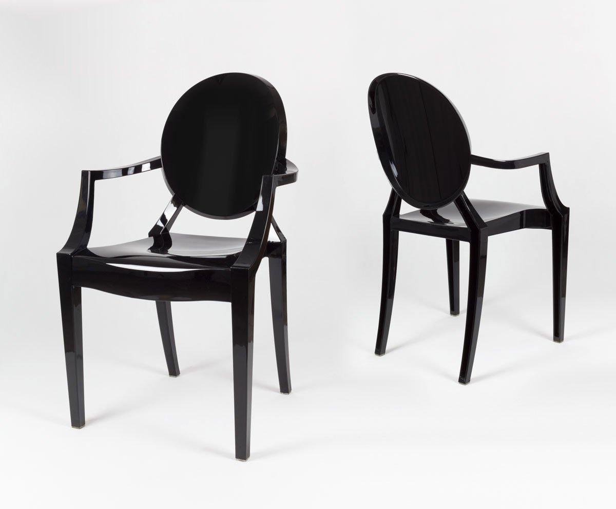 SK Design KR001 Schwarz Stuhl Schwarz | ANGEBOT \ STÜHLEN SALON ...
