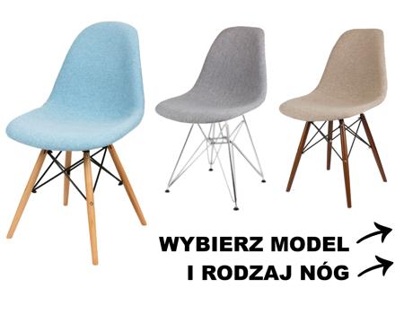 SK Design KR012 tapicerowane - wybierz materiał