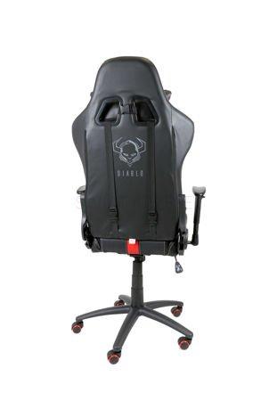 Fotel Gamingowy Diablo X-Player Czarno-Czerwony