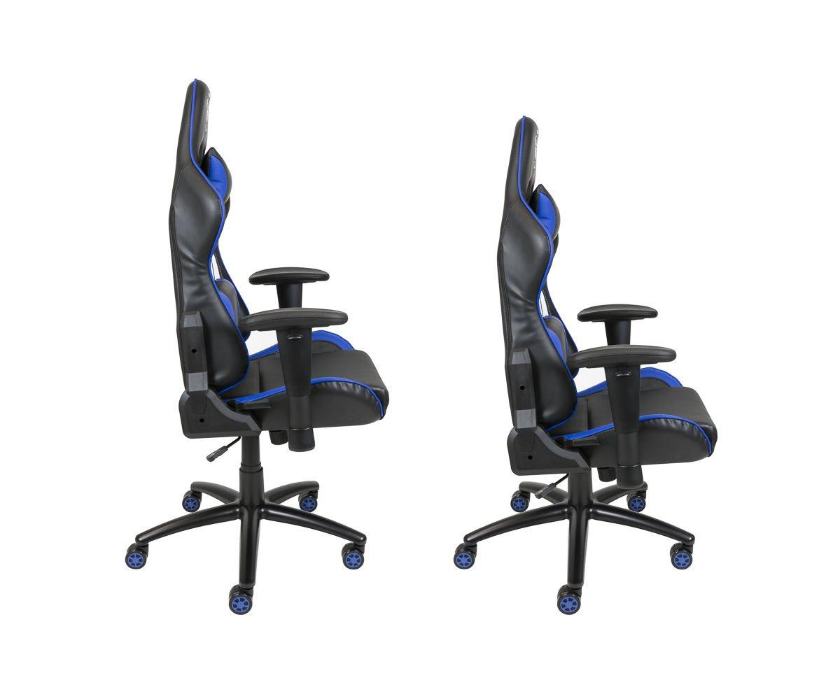 Surprising Gaming Armchair Scorpion Blue Skg006 N Squirreltailoven Fun Painted Chair Ideas Images Squirreltailovenorg