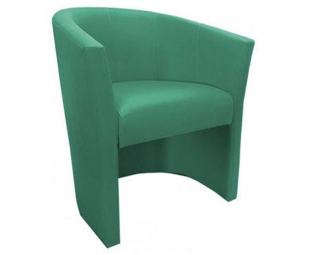 Aquamarine CAMPARI armchair