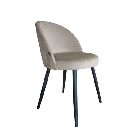 Bright brown upholstered CENTAUR chair material MG-09