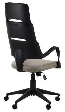 Fotel obrotowy Negros Beżowy/Czarny