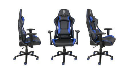 Gaming Armchair Scorpion Blue SKG006 N