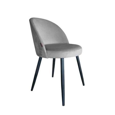 Gray upholstered CENTAUR chair material MG-17