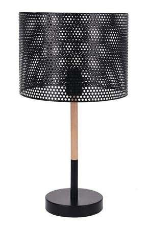 Intesi Holi black desk lamp