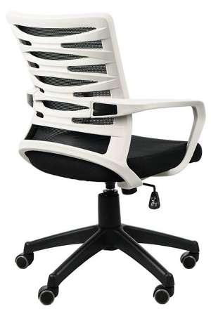 Krzesło Fotel obrotowy Rodos Szary + CZARNY