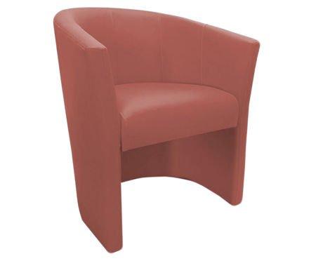 Light brown CAMPARI armchair