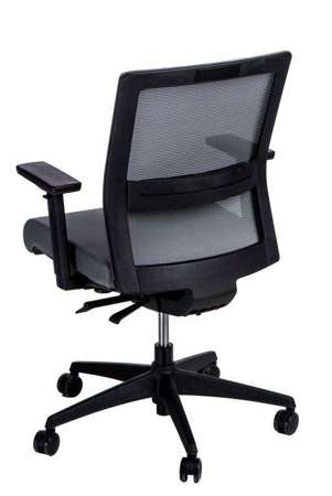 Office chair Press gray / gray