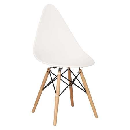 Rush DSW chair white