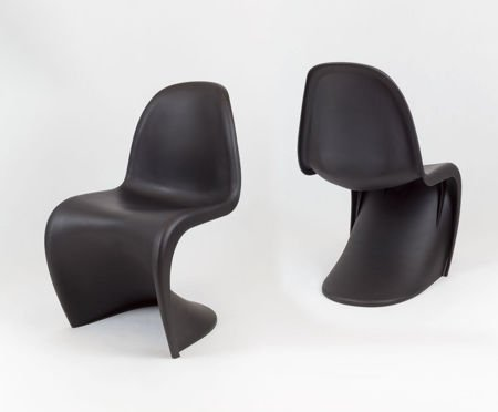 SK Design KR017 Black Chair Matt