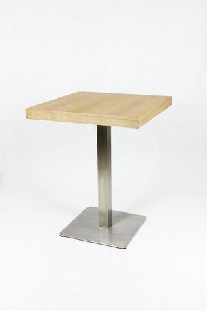 SK DESIGN ST16 TABLE 60 x 60 cm, CHROME