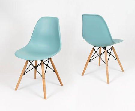SK Design KR012 Surfin Chair, Beech legs