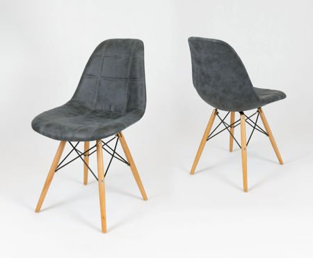 SK Design KR012 Upholstered Chair Eko