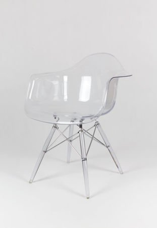 SK Design KR012F Transparent Seat OUTLET