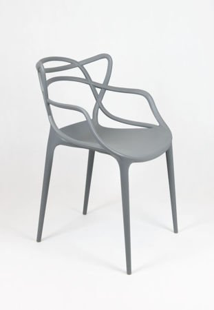 SK Design KR013 Grey Chair