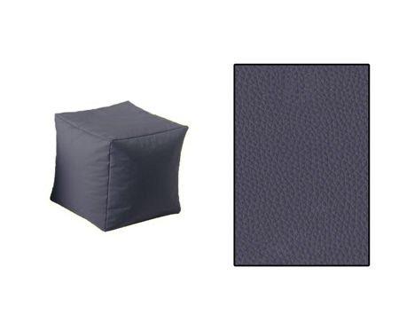 SKN Pouf Cubes Dark Gray