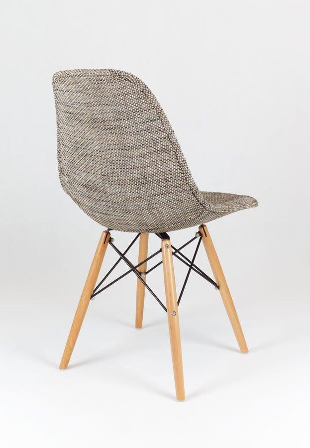 SK Design KR012 Polster Stuhl Lawa02 Buche Beine LAWA02