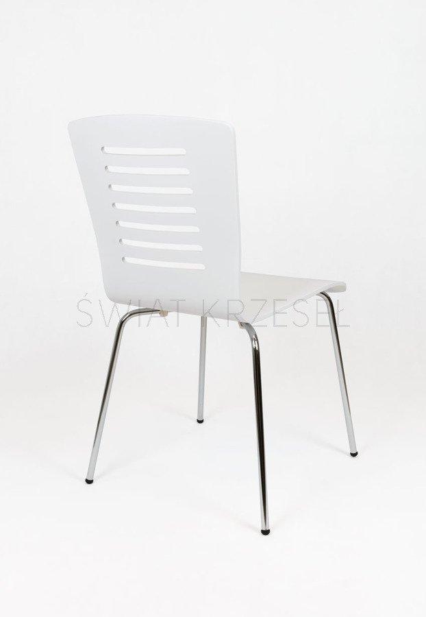 sk design skd006 stuhl weiss holz weiss angebot. Black Bedroom Furniture Sets. Home Design Ideas