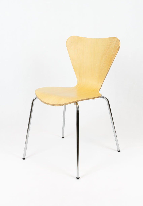 Sk design skd007 stuhl nat rliche holz wood angebot for Design stuhl holz