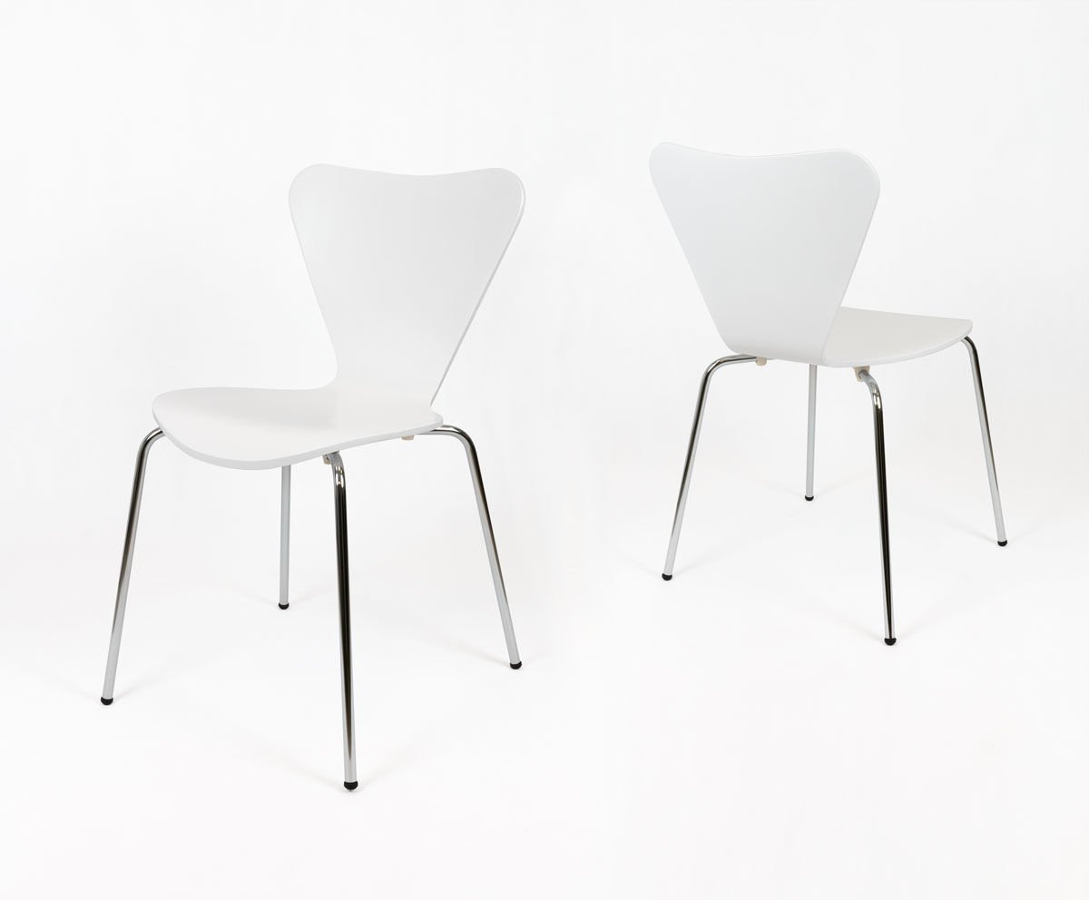 sk design skd007 stuhl weiss holz weiss angebot. Black Bedroom Furniture Sets. Home Design Ideas