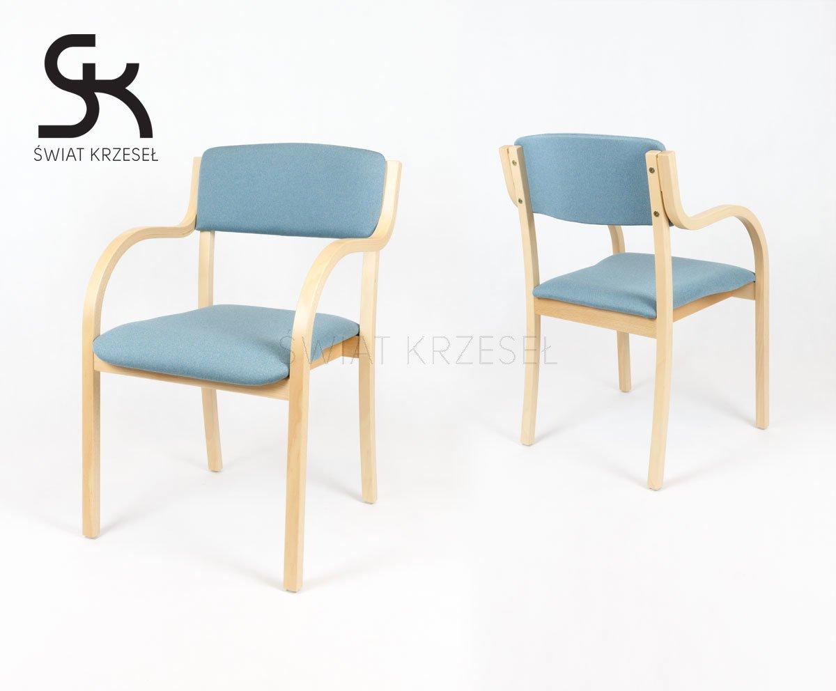 ske bach skb001 gepolsterter stuhl aus holz angebot st hlen salon esszimmer k che b ro. Black Bedroom Furniture Sets. Home Design Ideas