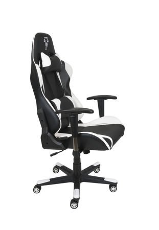 Gaming Sessel SK Scorpion Weiss SKG005 B