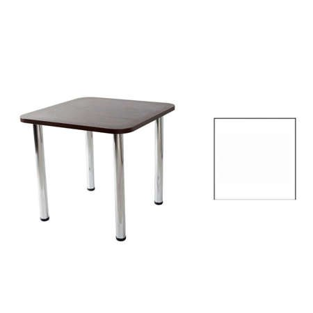Paola Tisch 02 Weiß 80x80