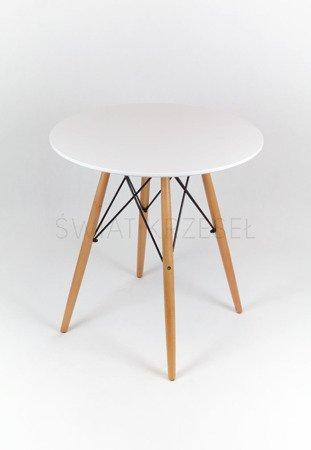 SK DESIGN ST01 TABELLE Ø 70 cm, WEISS