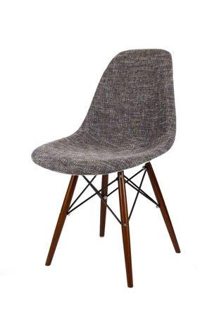 SK Design KR012 Polster Stuhl Lawa17, Wenge Beins