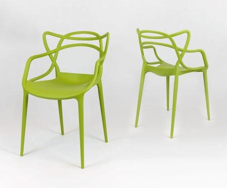 SK Design KR013 Grun Stuhl