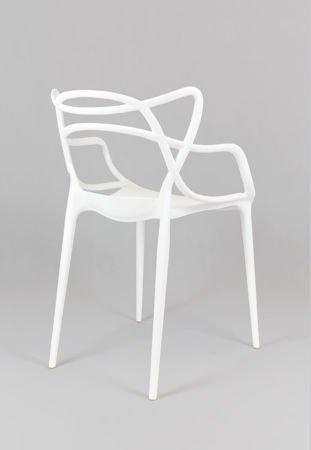 SK Design KR013 Weiss Stuhl