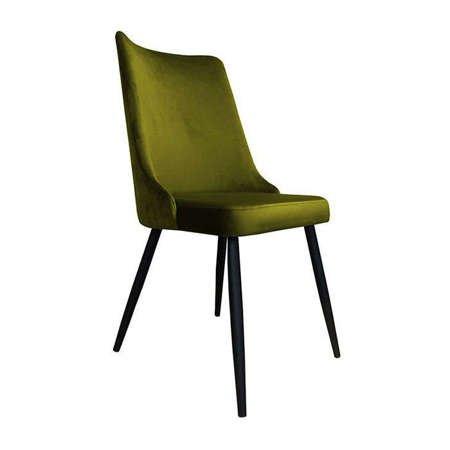 Stuhl Orion grün oliv BL-75 Material