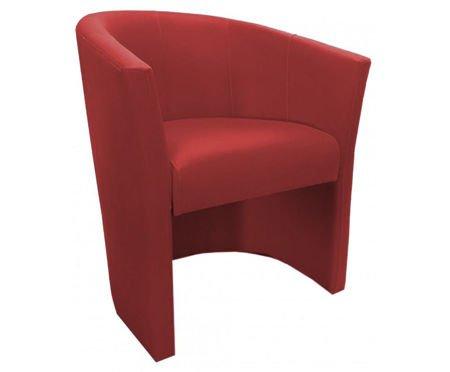 Ceglasty fotel CAMPARI