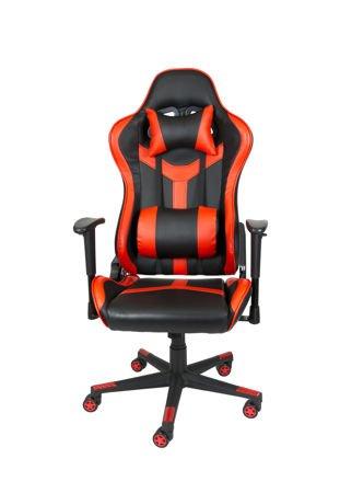 Fotel Gamingowy SK Design Czerwony SKG002 C Scorpion