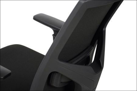 Krzesło Fotel obrotowy Korfu -  niebieski