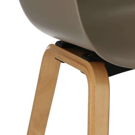 Krzesło Glad beżowe