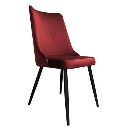 Krzesło Orion czerwone materiał MG-31