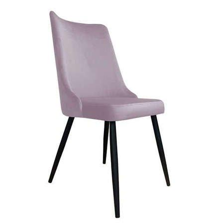 Krzesło Orion różowy materiał MG-55