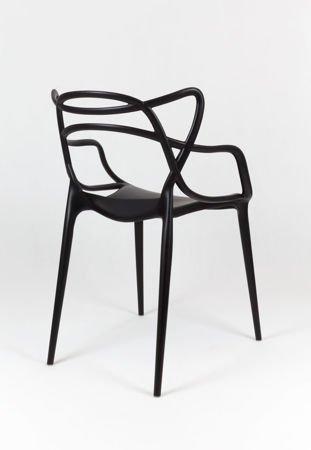 SK Design KR013 Czarne Krzesło