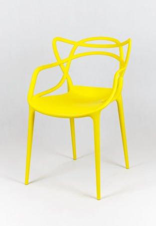 SK Design KR013 Żółte Krzesło