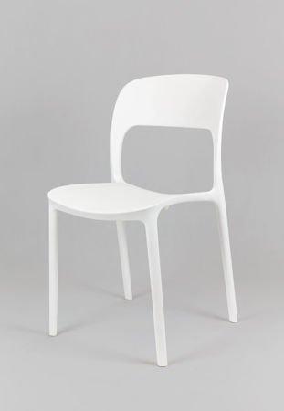 SK Design KR022 Białe Krzesło