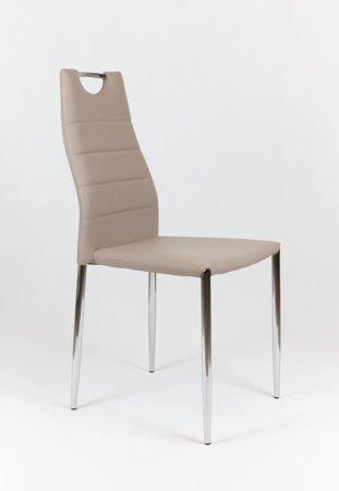OUTLET (II gatunek) SK Design KS005 Beżowe Krzesło