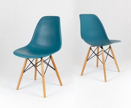 SK Design KR012 Morskie Krzesło, Nogi buk