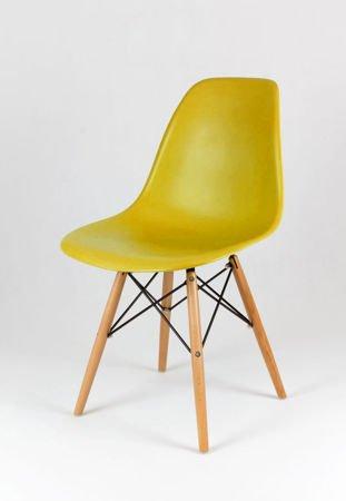 SK Design KR012 Oliwkowe Krzesło, Nogi buk