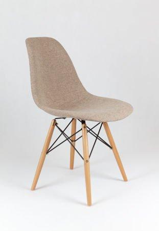 SK Design KR012 Tapicerowane Krzesło Muna03 Buk