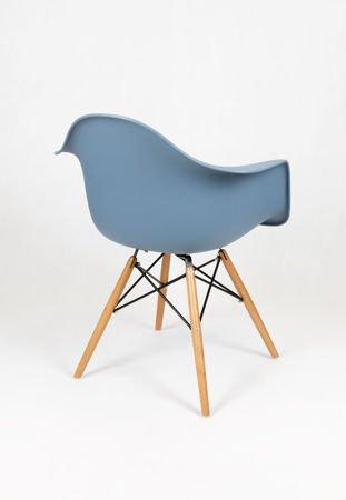 SK Design KR012F Gołębi Fotel Buk