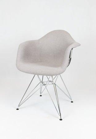 SK Design KR012F TKRSZ Fotel Krata Chrom